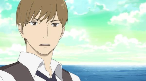 アニメ「舟を編む」第七話、信頼:西岡の言葉「一人になっても、お前は独りじゃないからな。」