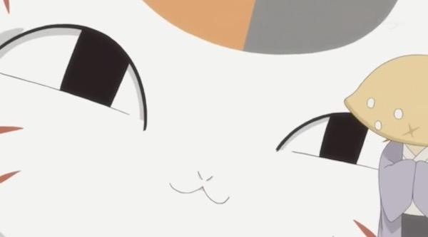 アニメ「夏目友人帳 伍」第九話険しきをゆくより、しいたけ妖怪三ツ皿とニャンコ先生