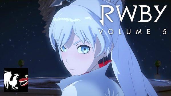 「RWBY(ルビー)Volume 5」予告編