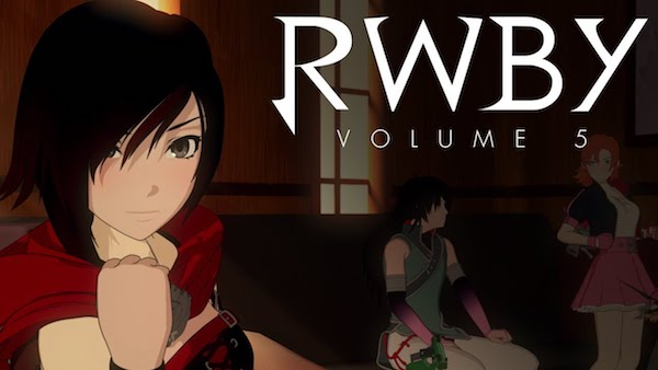 RWBY(ルビー)Volume 5予告編サムネイル