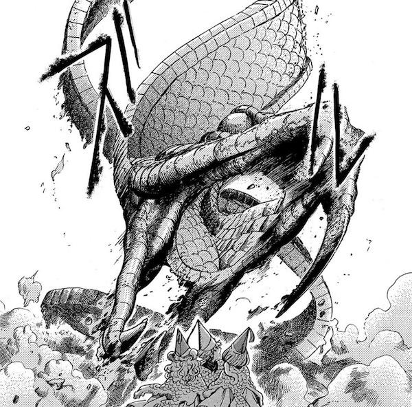 「とんがり帽子のアトリエ」(白浜鴎)22話より、地上のキーフリーたちにも危険が迫る