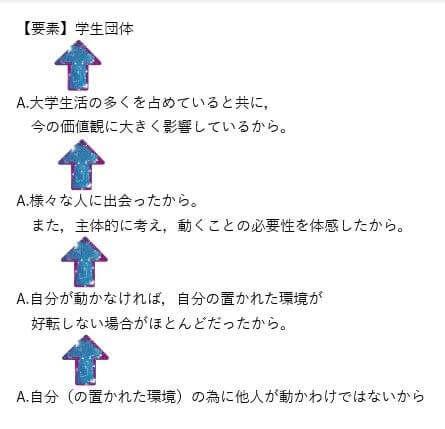 手順4のシート例