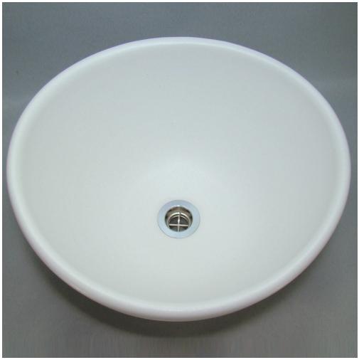白ほたる洗面器