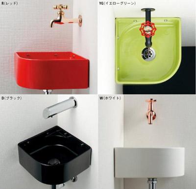 カクダイmino手洗い器の画像