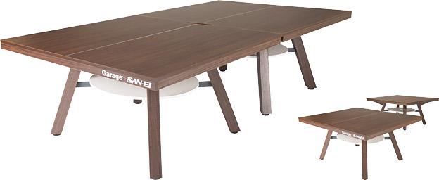 ピンポンワークテーブル