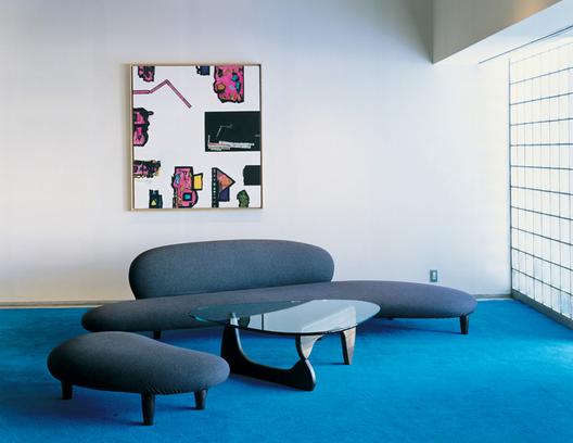 MIMOCAカフェのソファの画像