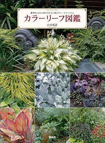明度と高さの組み合わせで庭をグレードアップする カラーリーフ図鑑 山本規詔さんの本