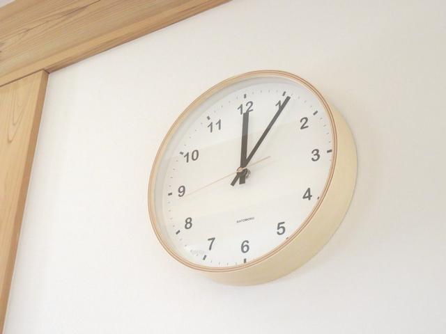 KATOMOKUの壁掛け時計 km-33MRC