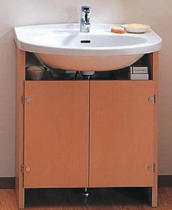 TOTO モデア 洗面台の画像