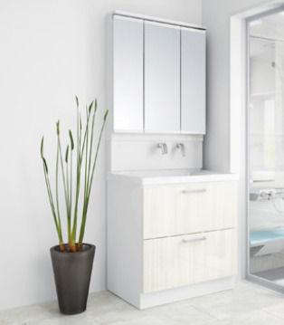 TOTO サクア 洗面台の画像