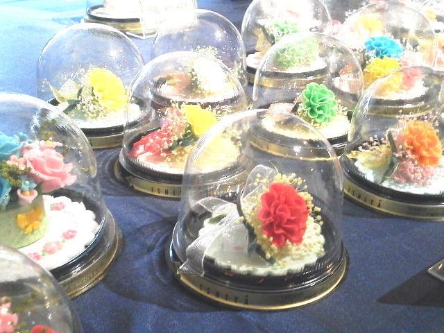 砂糖細工の花