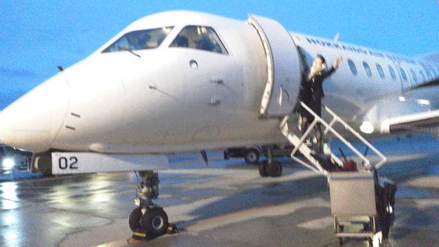 HACの機首