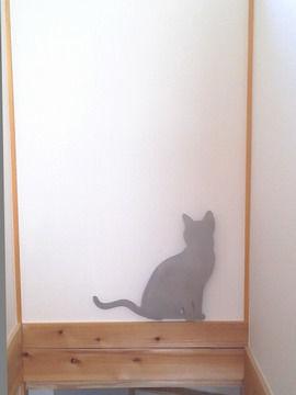 ネコの照明