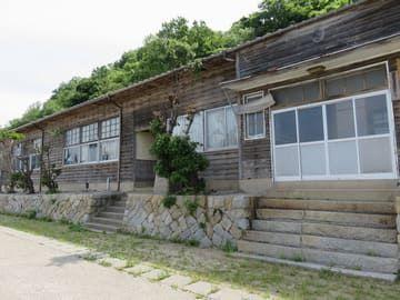 旧佐柳小学校