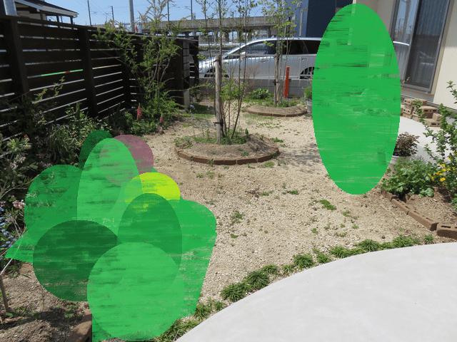 植栽イメージの検討