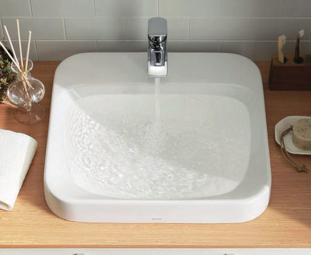 TOTOシステム洗面台ドレーナの画像
