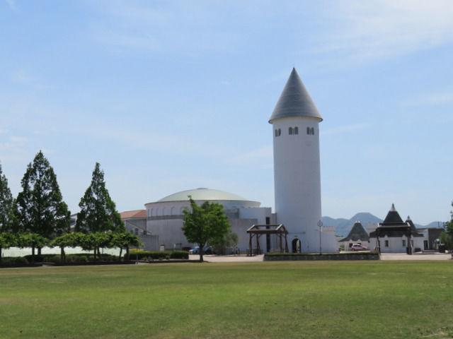 岡山サウスヴィレッジの風景