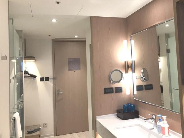 シーザーメトロ台北の室内の様子