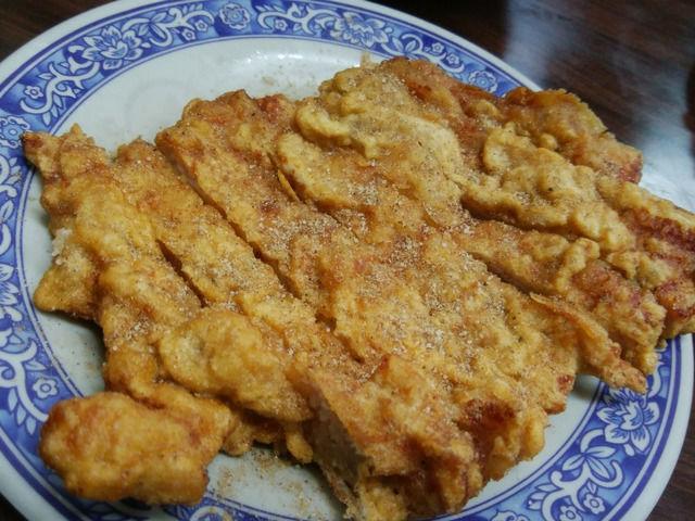 93蕃茄牛肉麺の排骨