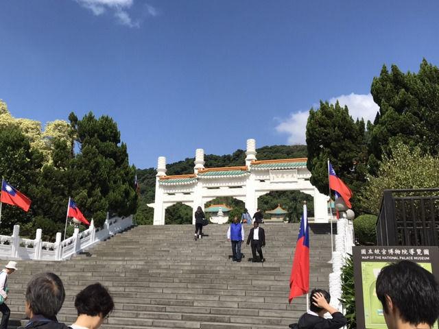故宮博物院の門前広場