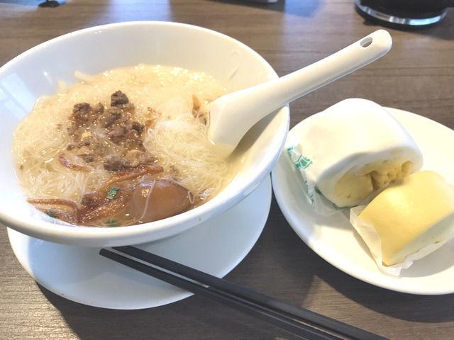 シーザーメトロ台北の朝食バイキング