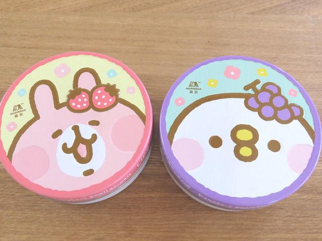 台湾森永のカナヘイのキャンディー