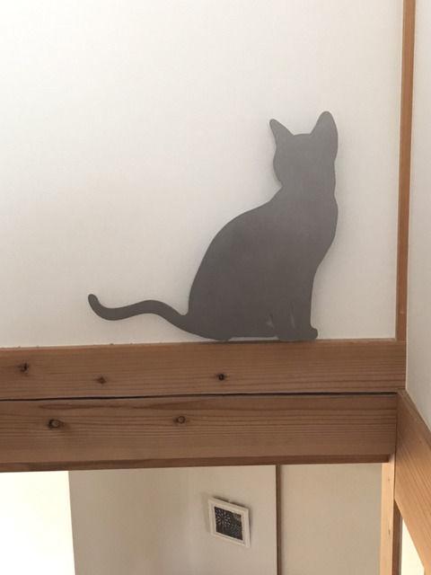 オーデリックのネコ照明