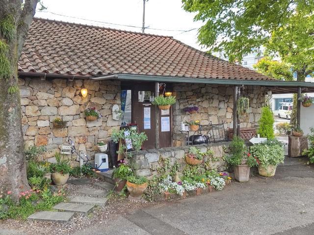 アンの庭の建物の外観