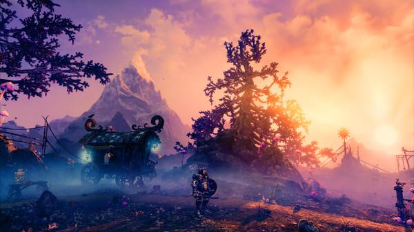 Trine3ゲーム画面
