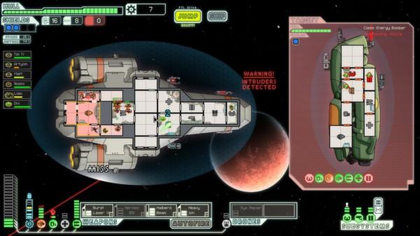 FTLゲーム画面