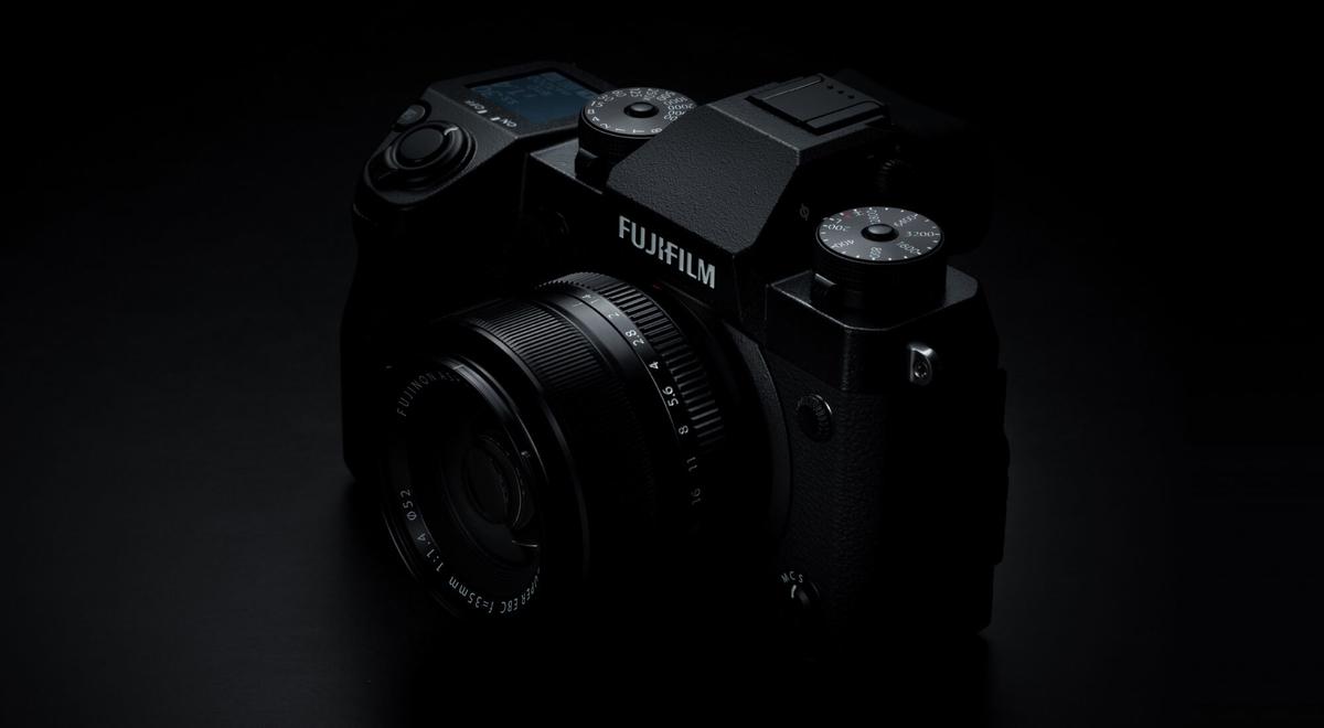 X-H1のイメージ