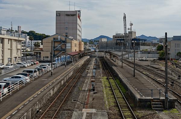 宇和島駅に近い定食屋「とみや」...
