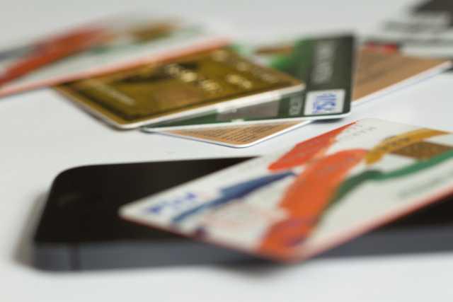 ポイントカードとスマホ