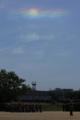 『京都新聞写真コンテスト 虹彩雲の下で』