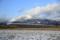 『京都新聞写真コンテスト N700伊吹山通過』