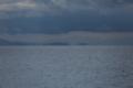 『京都新聞写真コンテスト 琵琶湖の下位蜃気楼』