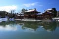 『京都新聞写真コンテスト 2度目の雪化粧』