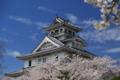 『京都新聞写真コンテスト 長浜城』