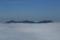 「雲海に浮かぶ」