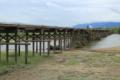 『木津川 流れ橋』