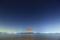 滋賀県「湖中大鳥居」星景写真
