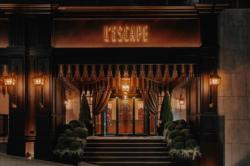 レスケープホテル