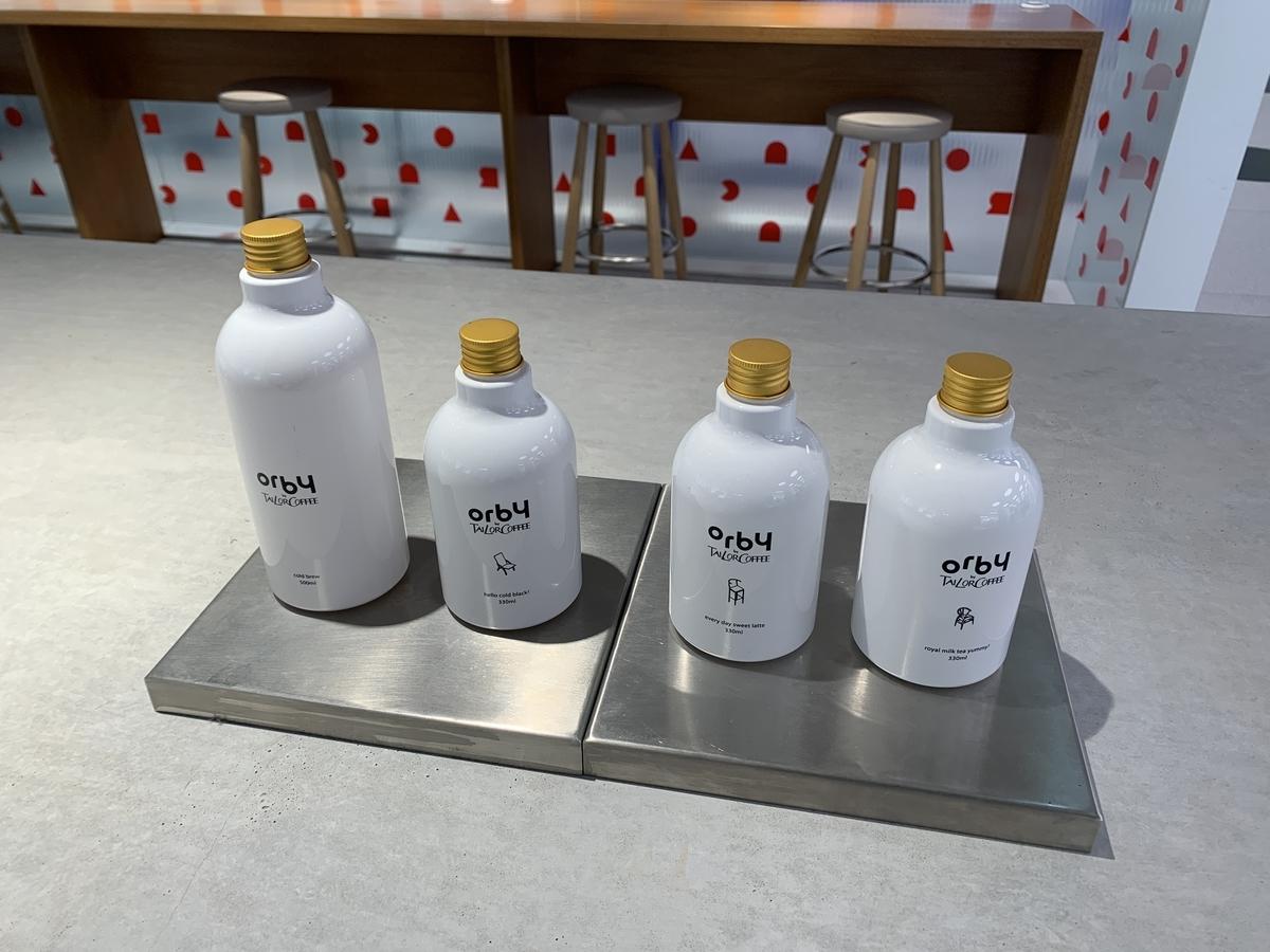 ミルクティーボトル