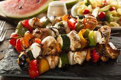 10 Healthy BBQ Recip