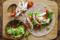 Avocado & Chicken Wrap