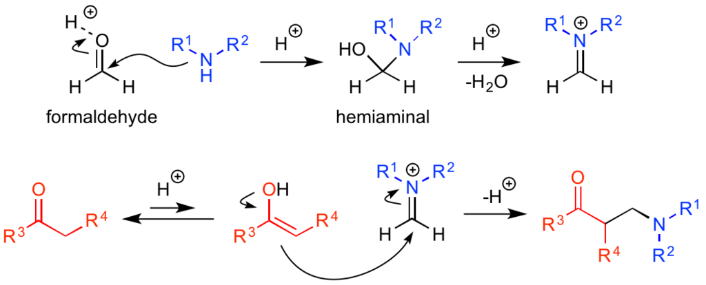 Mannich reaction-fig.1