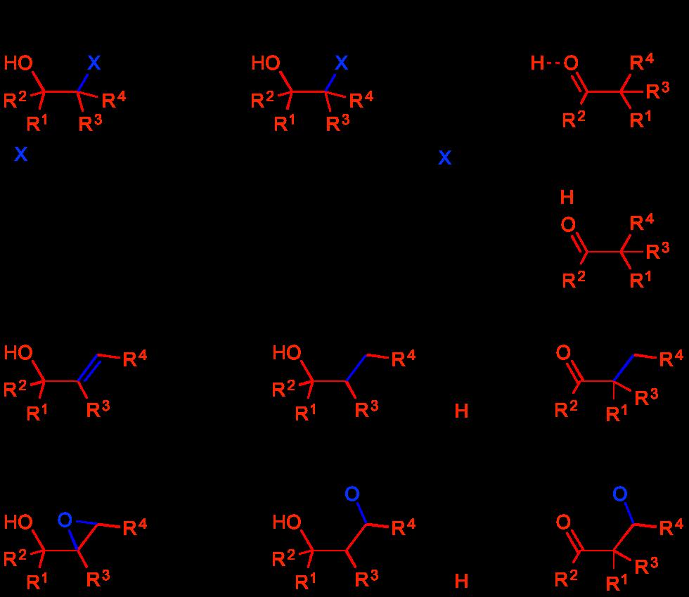 semipinacol rearrangement-fig.1