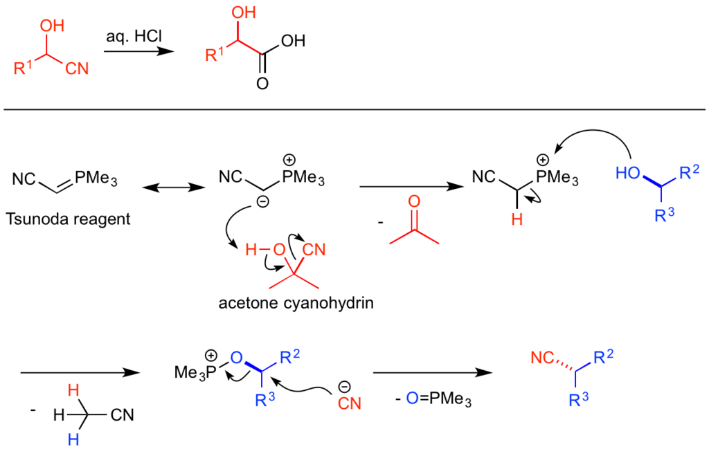 シアノヒドリン図4