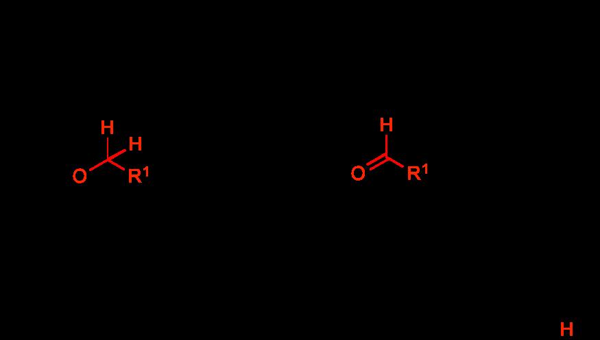 PDC-oxidation