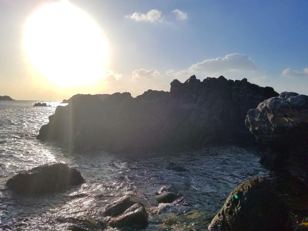 山海の湯 式根島